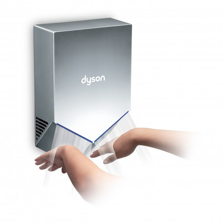 Dyson Airblade V Niquelado